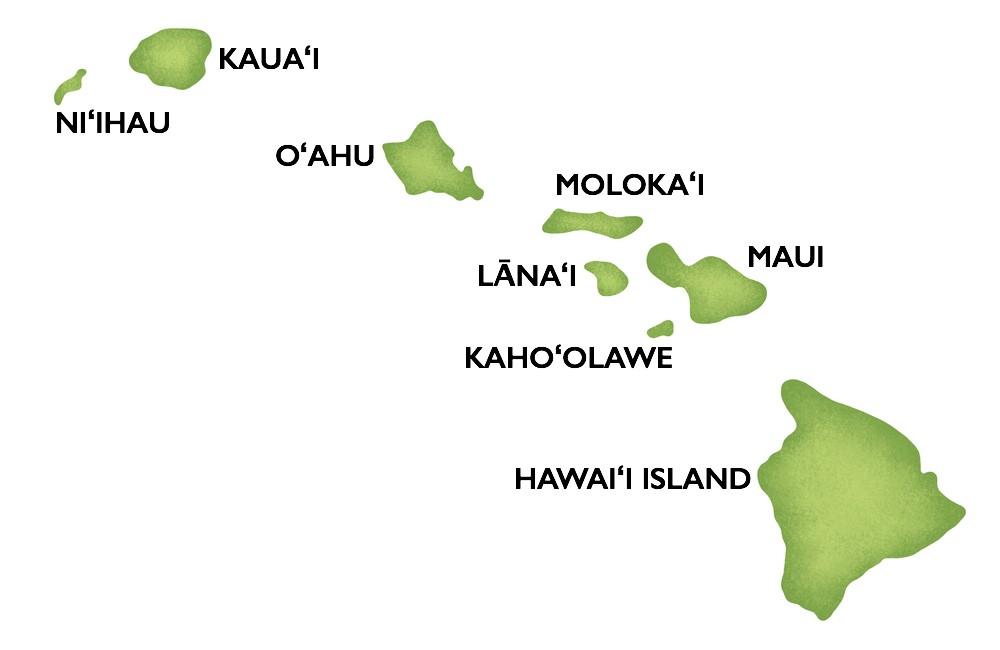Hawaii_major_island